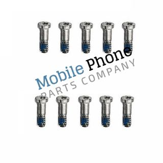 Apple iPhone 6 Plus Bottom Screws White - 10 pc