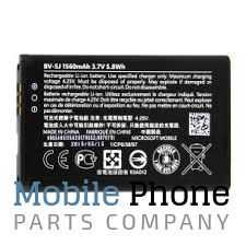 Genuine Microsoft Lumia 435 Battery BV-5J - Part No: 0670731