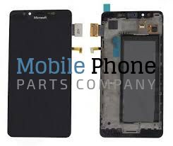 Genuine Microsoft Lumia 950 / 950 Dual Sim LCD + Digitiser Black - Part No: 00814D7 / 00814K8