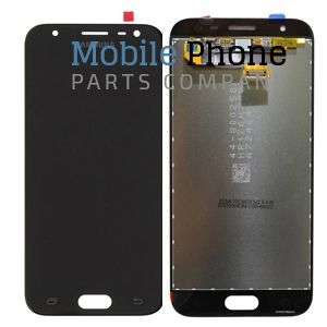 Genuine Samsung Galaxy J3 2017 J330F LCD + Digitiser Black - Part No: GH96-10969A