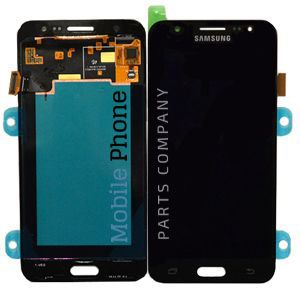 Genuine Samsung Galaxy J5 2015 J500F LCD + Digitiser Black - Part No: GH97-17667B