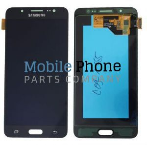 Genuine Samsung Galaxy J5 2016 J510F LCD + Digitiser Black - Part No: GH97-18792B