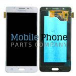 Genuine Samsung Galaxy J5 2016 J510F LCD + Digitiser White - Part No: GH97-18792C