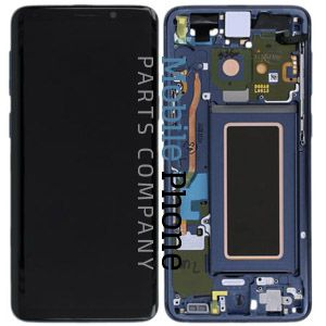 Genuine Samsung Galaxy S9 G960F LCD + Digitiser in Blue - Part No: GH97-21697D