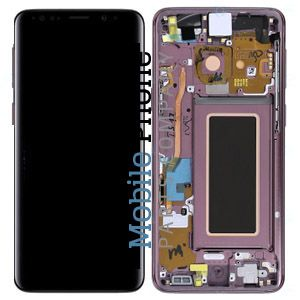Genuine Samsung Galaxy S9 G960F LCD + Digitiser Purple - Part No: GH97-21696B