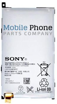 Genuine Sony Xperia Z1 Compact D5503 Battery - Part No: 1274-3419