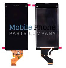 Genuine Sony Xperia Z1 Compact D5503 LCD + Digitiser No Frame - Part No: 1277-2538